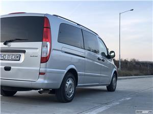 Mercedes-Benz Vito*115CDI*extra long*proprietar*9 locuri*clima*af.2008 ! - imagine 3