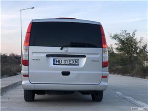 Mercedes-Benz Vito*115CDI*extra long*proprietar*9 locuri*clima*af.2008 ! - imagine 6