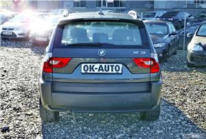 BMW X3 4X4 - GARANTIE 12 LUNI - 2.0 diesel - XENON - RATE FIXE avans 0%. - imagine 5