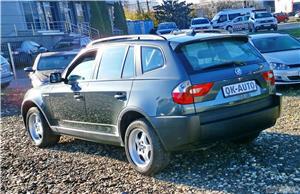 BMW X3 4X4 - GARANTIE 12 LUNI - 2.0 diesel - XENON - RATE FIXE avans 0%. - imagine 4