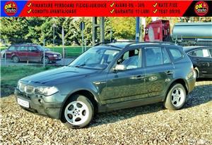 BMW X3 4X4 - GARANTIE 12 LUNI - 2.0 diesel - XENON - RATE FIXE avans 0%. - imagine 1