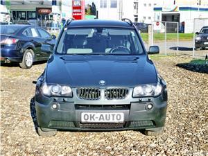 BMW X3 4X4 - GARANTIE 12 LUNI - 2.0 diesel - XENON - RATE FIXE avans 0%. - imagine 2