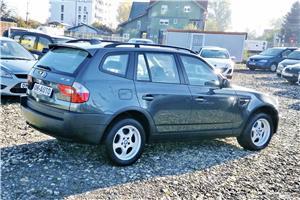 BMW X3 4X4 - GARANTIE 12 LUNI - 2.0 diesel - XENON - RATE FIXE avans 0%. - imagine 6