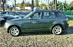 BMW X3 4X4 - GARANTIE 12 LUNI - 2.0 diesel - XENON - RATE FIXE avans 0%. - imagine 8