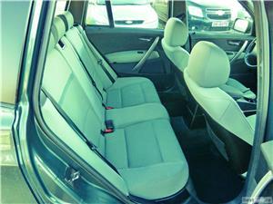 BMW X3 4X4 - GARANTIE 12 LUNI - 2.0 diesel - XENON - RATE FIXE avans 0%. - imagine 12