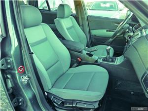 BMW X3 4X4 - GARANTIE 12 LUNI - 2.0 diesel - XENON - RATE FIXE avans 0%. - imagine 14