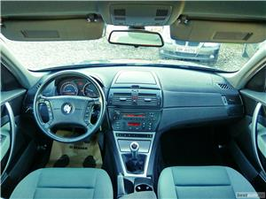 BMW X3 4X4 - GARANTIE 12 LUNI - 2.0 diesel - XENON - RATE FIXE avans 0%. - imagine 9