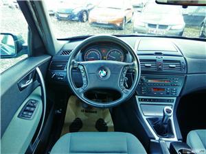 BMW X3 4X4 - GARANTIE 12 LUNI - 2.0 diesel - XENON - RATE FIXE avans 0%. - imagine 16