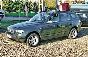 BMW X3 4X4 - GARANTIE 12 LUNI - 2.0 diesel - XENON - RATE FIXE avans 0%. - imagine 21