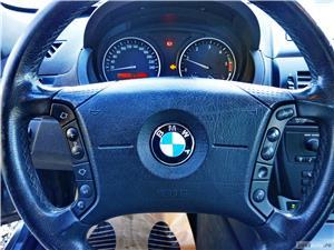 BMW X3 4X4 - GARANTIE 12 LUNI - 2.0 diesel - XENON - RATE FIXE avans 0%. - imagine 20