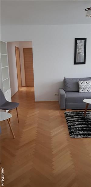 Apartament 3 cam Bucurestii Noi (2 min metrou Jiului)  - imagine 8