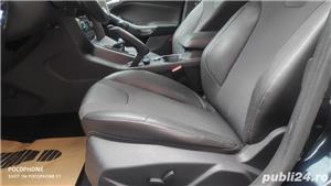 Ford Focus 1.6 tdci/titanium/navi/piele/sc incalzite - imagine 7
