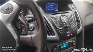 Ford Focus 1.6 tdci/titanium/navi/piele/sc incalzite - imagine 9