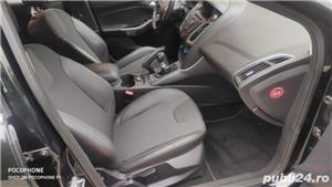 Ford Focus 1.6 tdci/titanium/navi/piele/sc incalzite - imagine 6