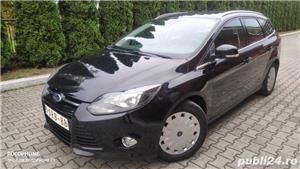 Ford Focus 1.6 tdci/titanium/navi/piele/sc incalzite - imagine 1