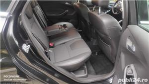 Ford Focus 1.6 tdci/titanium/navi/piele/sc incalzite - imagine 5