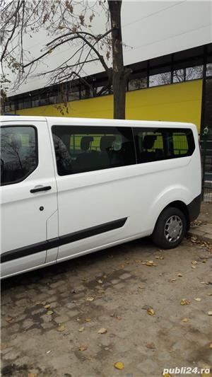 Ford Transit Custom  - imagine 9