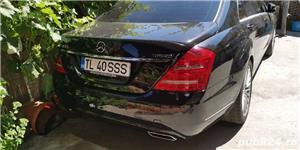Mercedes-benz Clasa S s 400,OFERIM SISTEM DE RATE FIXE IN CU AVANS 0%.Aprobare in 30 minute la sediu - imagine 3