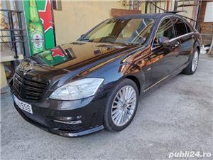 Mercedes-benz Clasa S s 400,OFERIM SISTEM DE RATE FIXE IN CU AVANS 0%.Aprobare in 30 minute la sediu - imagine 7