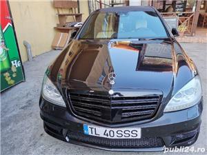 Mercedes-benz Clasa S s 400,OFERIM SISTEM DE RATE FIXE IN CU AVANS 0%.Aprobare in 30 minute la sediu - imagine 1