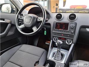 AUDI A3 ~ AUTOMAT ~ LIVRARE+REVIZIE Gratuita/Garantie/Finantare/Buy-Back - imagine 11