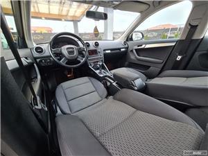 AUDI A3 ~ AUTOMAT ~ LIVRARE+REVIZIE Gratuita/Garantie/Finantare/Buy-Back - imagine 9