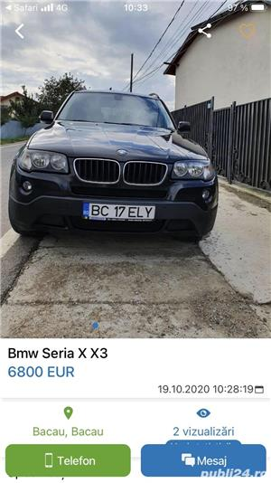 Bmw Seria X X3 - imagine 1