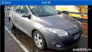 renault Megane 3 hatchback 1.5dci 110cp an.2011 Navi jante al - imagine 6