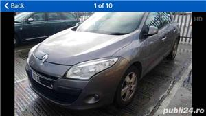 renault Megane 3 hatchback 1.5dci 110cp an.2011 Navi jante al - imagine 1