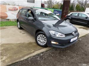VW GOLF 7 = EURO 6  CASH / RATE FIXE SI EGALE / LIVRARE GRATUITA  / GARANTIE / BUY-BACK - imagine 2