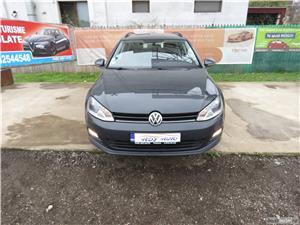 VW GOLF 7 = EURO 6  CASH / RATE FIXE SI EGALE / LIVRARE GRATUITA  / GARANTIE / BUY-BACK - imagine 5