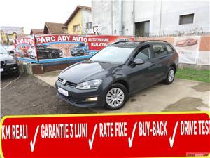 VW GOLF 7 = EURO 6  CASH / RATE FIXE SI EGALE / LIVRARE GRATUITA  / GARANTIE / BUY-BACK - imagine 1