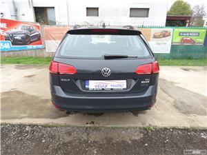 VW GOLF 7 = EURO 6  CASH / RATE FIXE SI EGALE / LIVRARE GRATUITA  / GARANTIE / BUY-BACK - imagine 7