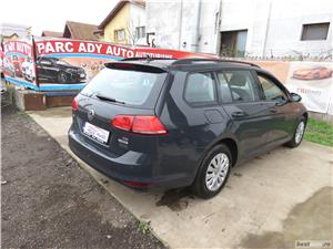 VW GOLF 7 = EURO 6  CASH / RATE FIXE SI EGALE / LIVRARE GRATUITA  / GARANTIE / BUY-BACK - imagine 4