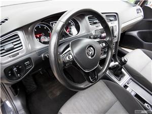 VW GOLF 7 = EURO 6  CASH / RATE FIXE SI EGALE / LIVRARE GRATUITA  / GARANTIE / BUY-BACK - imagine 13