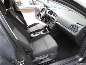 VW GOLF 7 = EURO 6  CASH / RATE FIXE SI EGALE / LIVRARE GRATUITA  / GARANTIE / BUY-BACK - imagine 14