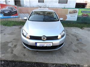 VW GOLF 6 = 1,4 TSI 122CP= CASH / RATE FIXE SI EGALE / LIVRARE GRATUITA  / GARANTIE / BUY-BACK - imagine 7
