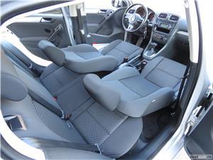 VW GOLF 6 = 1,4 TSI 122CP= CASH / RATE FIXE SI EGALE / LIVRARE GRATUITA  / GARANTIE / BUY-BACK - imagine 12