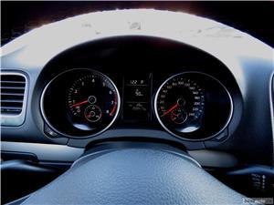 VW GOLF 6 = 1,4 TSI 122CP= CASH / RATE FIXE SI EGALE / LIVRARE GRATUITA  / GARANTIE / BUY-BACK - imagine 15