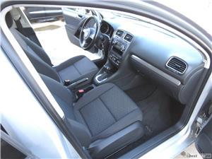 VW GOLF 6 = 1,4 TSI 122CP= CASH / RATE FIXE SI EGALE / LIVRARE GRATUITA  / GARANTIE / BUY-BACK - imagine 11