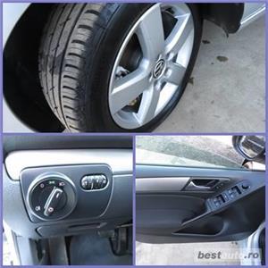 VW GOLF 6 = 1,4 TSI 122CP= CASH / RATE FIXE SI EGALE / LIVRARE GRATUITA  / GARANTIE / BUY-BACK - imagine 17