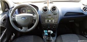Ford Fiesta 2006 ,disel 1,4 consum mic 3,8%,proprietar cu fiscal,ITP 2021 iulie.si schimb - imagine 4