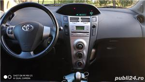 Toyota yaris , schimb cu motocicleta - imagine 4