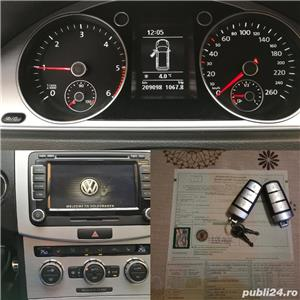 Vw-PASSAT-DEOSEBIT- R LINE-AN 2014-TRAPA PANORAMICA - imagine 6