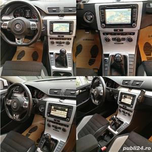 VW-PASSAT-DEOSEBIT-R LINE-AN 2014-TRAPA PANORAMICA - imagine 8