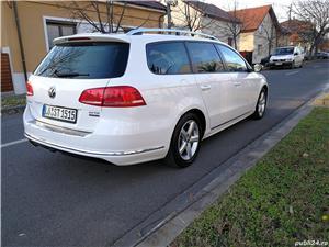 VW-PASSAT-DEOSEBIT-R LINE-AN 2014-TRAPA PANORAMICA - imagine 3