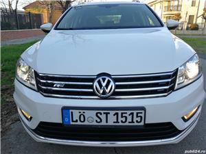 VW-PASSAT-DEOSEBIT-R LINE-AN 2014-TRAPA PANORAMICA - imagine 1