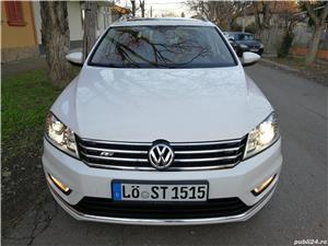 VW-PASSAT-DEOSEBIT-R LINE-AN 2014-TRAPA PANORAMICA - imagine 2