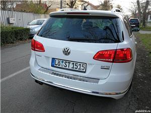 VW-PASSAT-DEOSEBIT-R LINE-AN 2014-TRAPA PANORAMICA - imagine 4