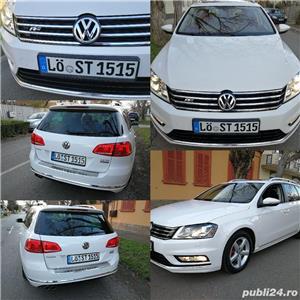 VW-PASSAT-DEOSEBIT-R LINE-AN 2014-TRAPA PANORAMICA - imagine 5